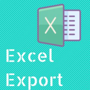 Vtiger Excel Export