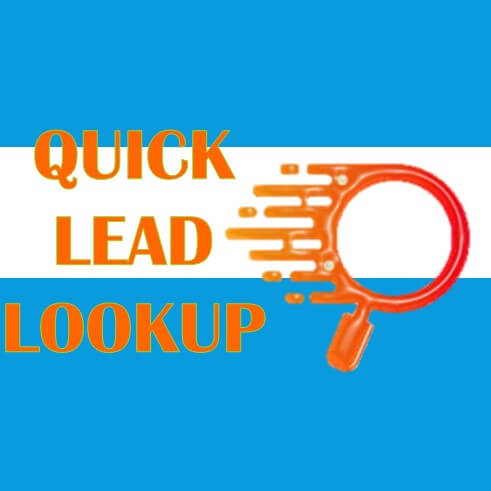 Quick Lead Lookup