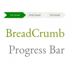 BreadCrumb Progress Bar
