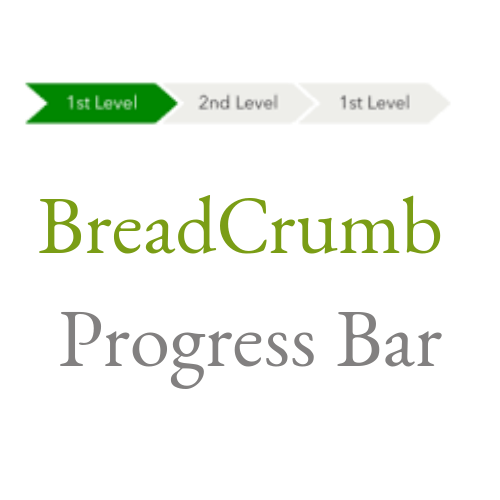 BreadCrumb Progress Bar