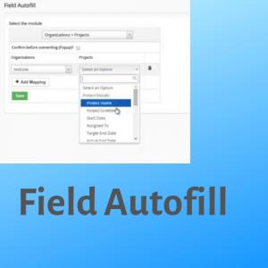 Field Autofill