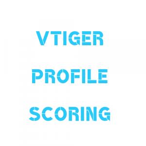 Vtiger Profile Scoring