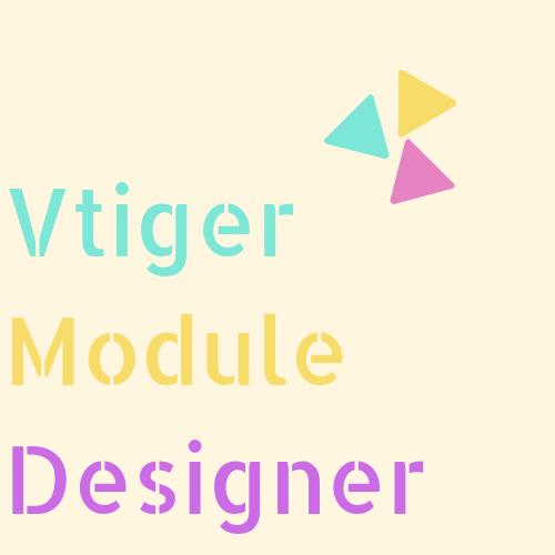 vtiger module designer
